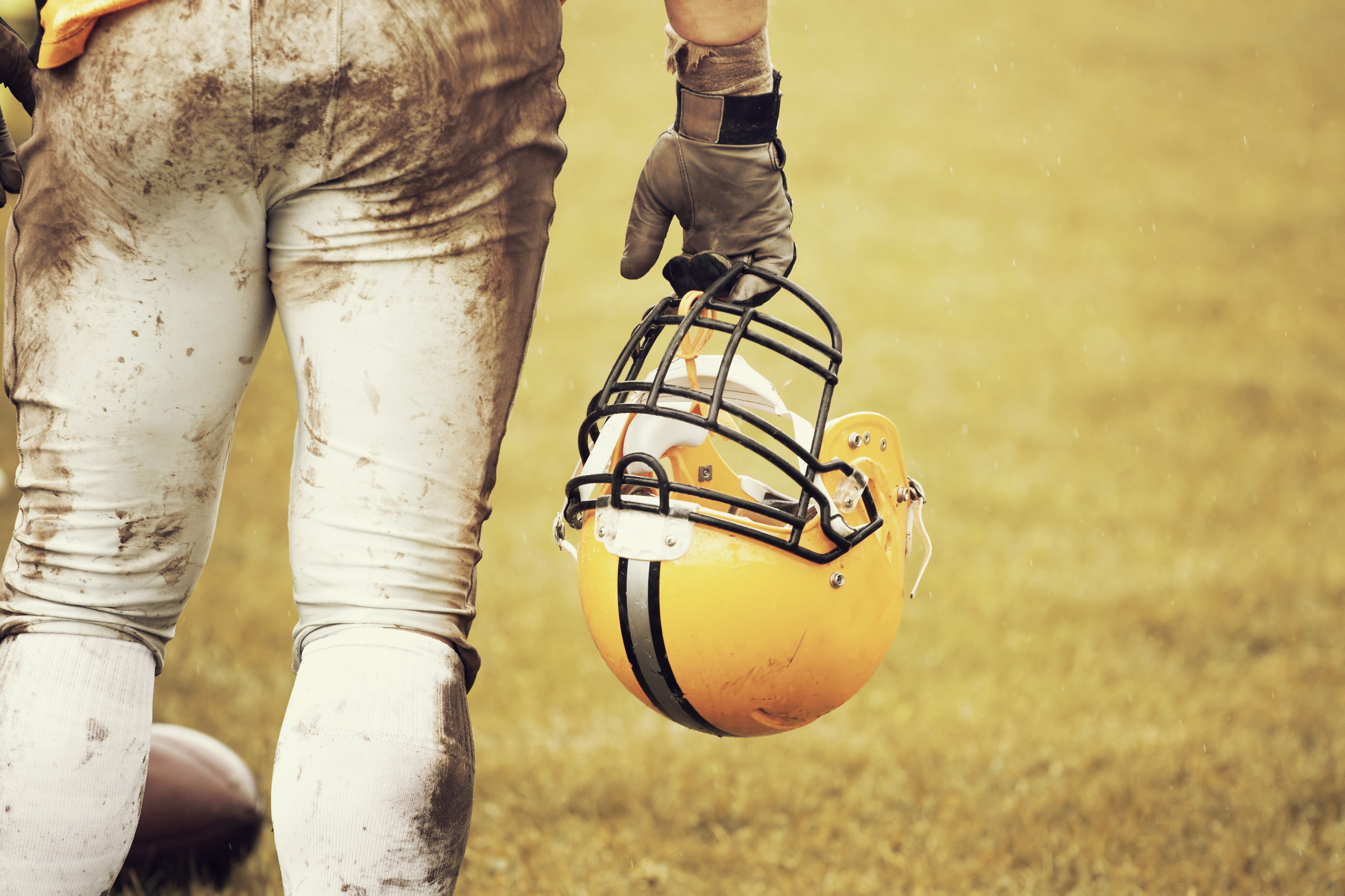 common football injuries including overheating