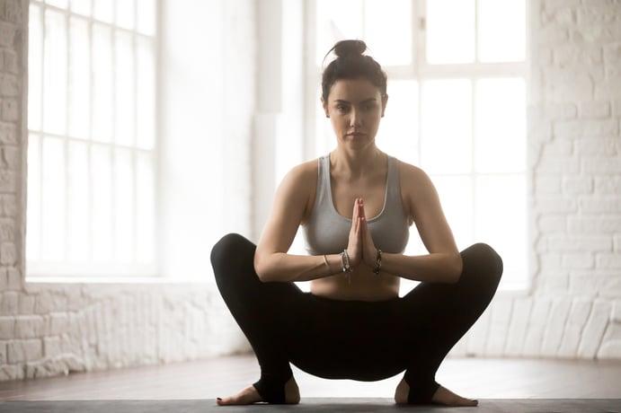 Yoga poses for Plantar Fasciitis - Mueller Sports Medicine