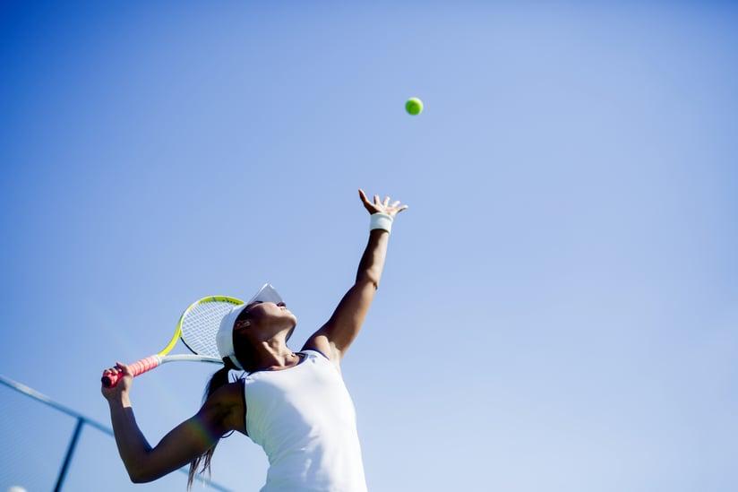 Common Tennis Injuries