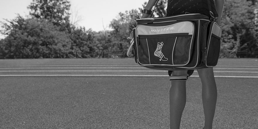 packing your back to school athletic training kit