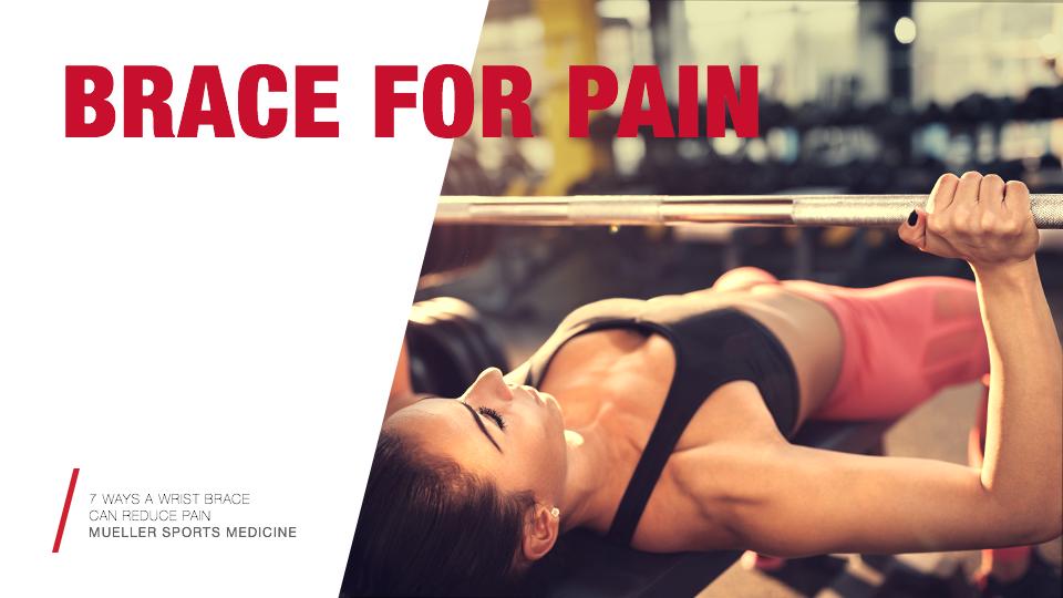 7 WAYS A WRIST BRACE CAN REDUCE PAIN / Mueller Sports Medicine