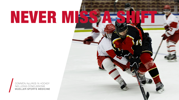 Common Hockey Injuries / Mueller Sports Medicine