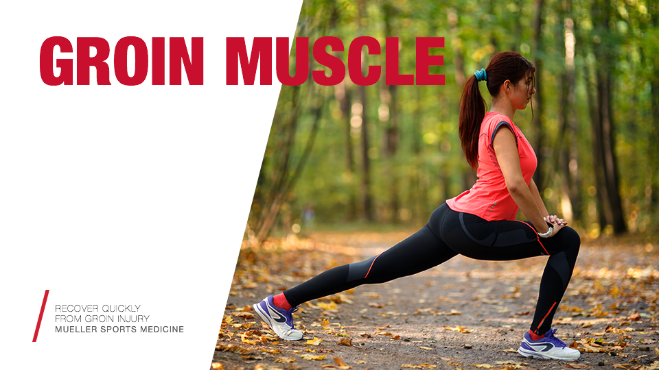 Recover Quickly from a Groin Injury / Mueller Sports Medicine