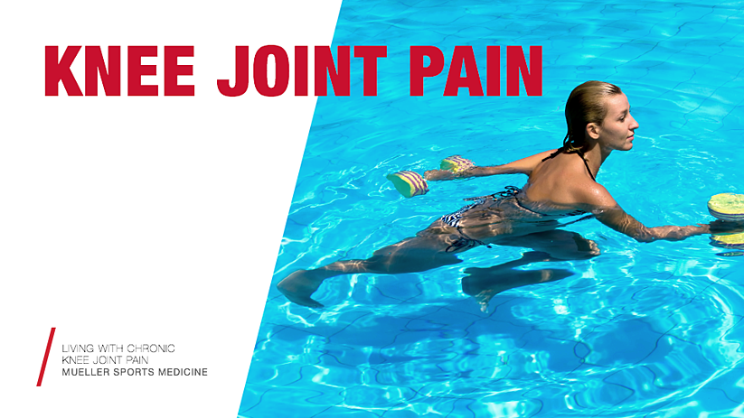 Living-With-Chronic-Knee-Joint-Pain / Mueller Sports Medicine