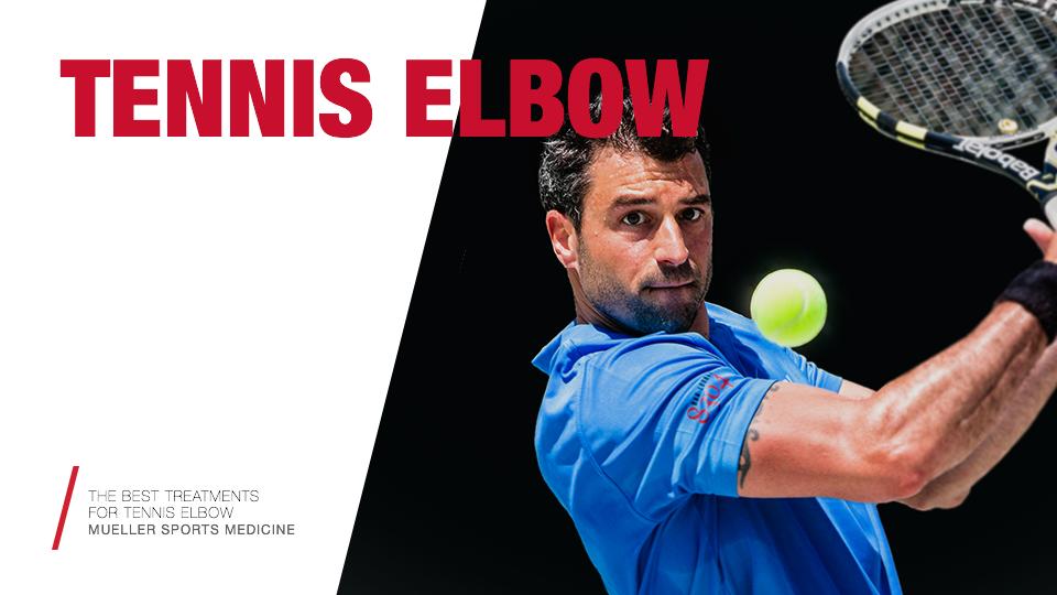 Best-Treatment-for-Tennis-Elbow / Mueller Sports Medicine
