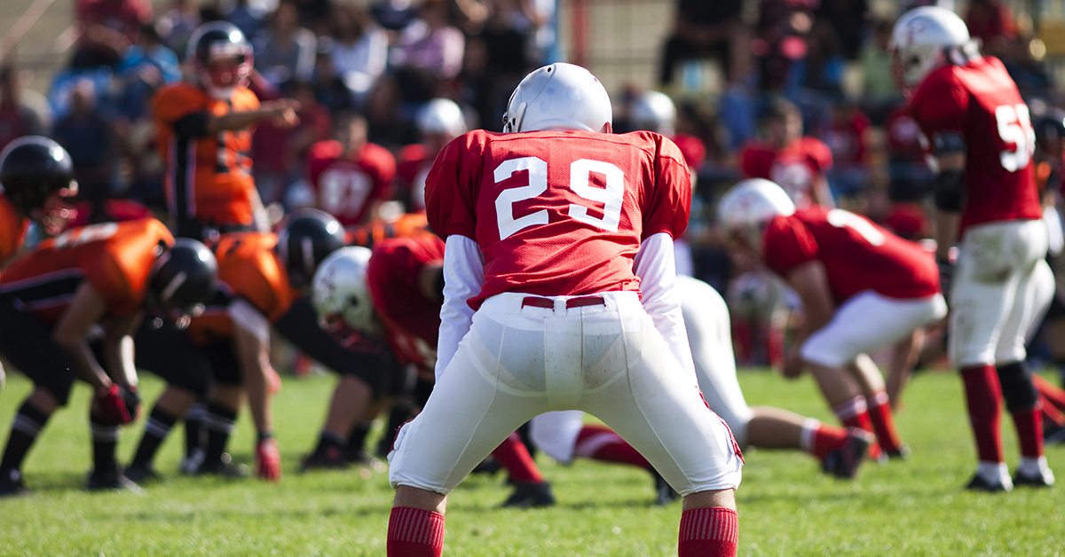 Preventing Common High School Football Injuries