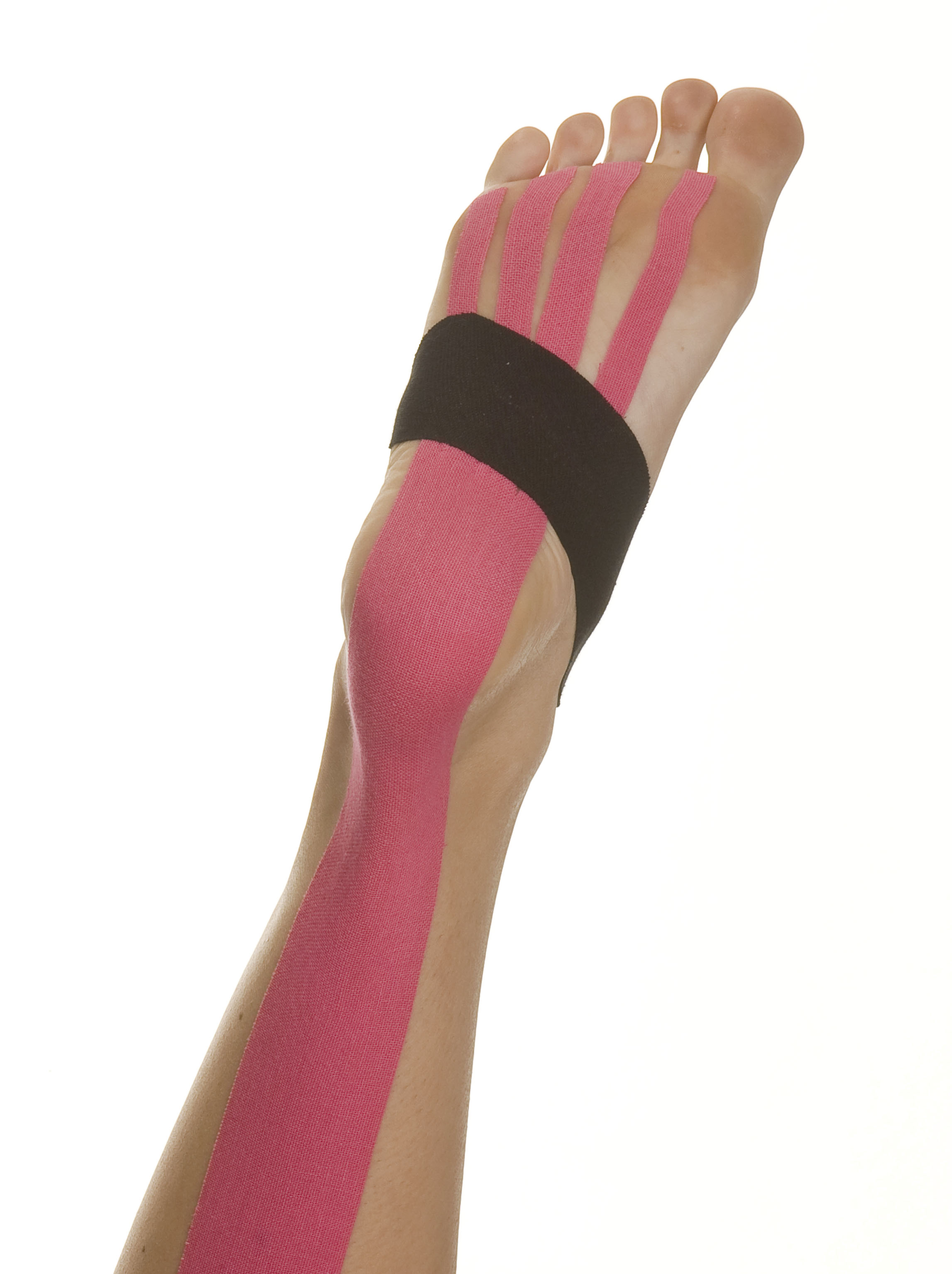 How to use Kinesiology Tape to help treat achilles tendinitis