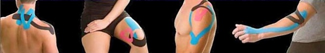 Mueller Sports Medicine Kinesiology Tape