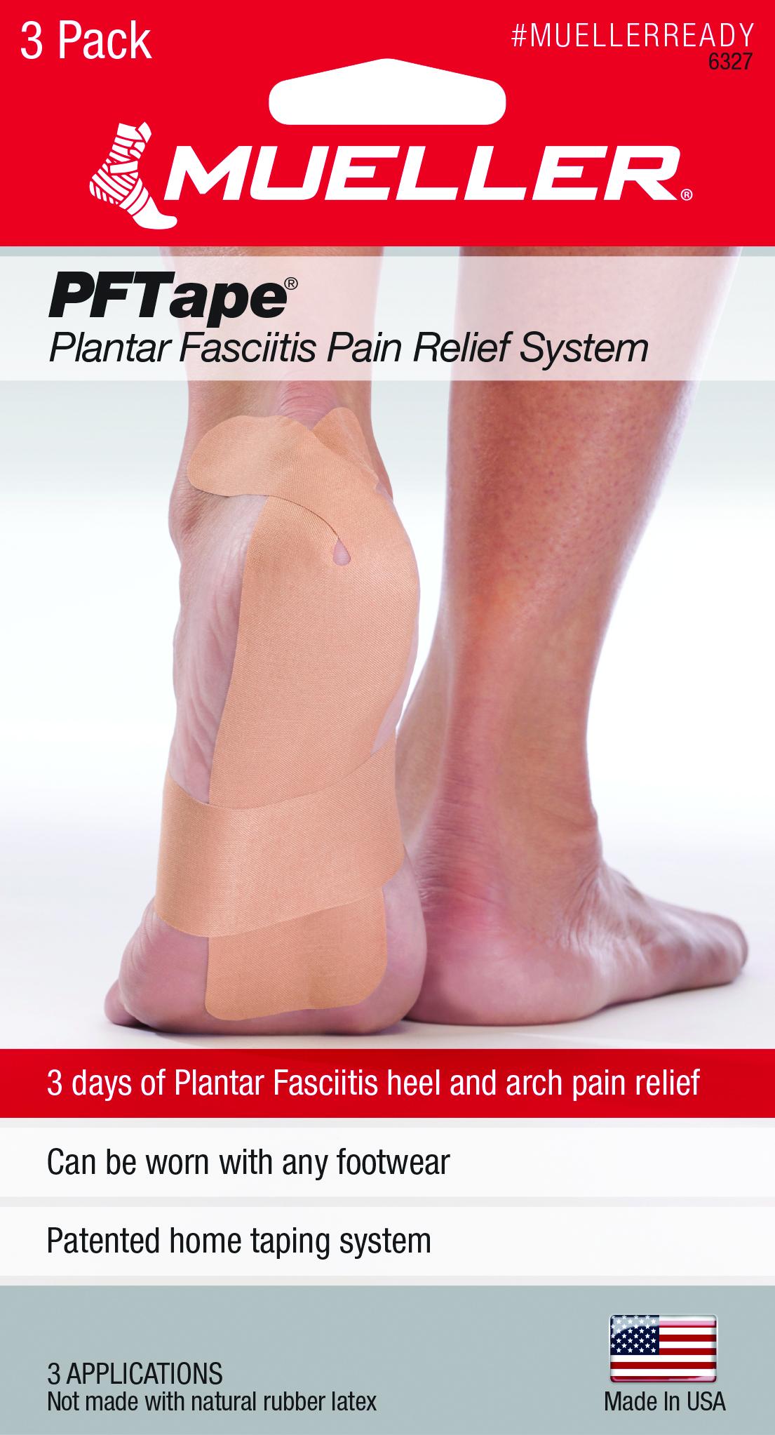 PFTape® Plantar Fasciitis Pain Relief System by Mueller Sports Medicine