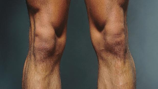 those faithful knees