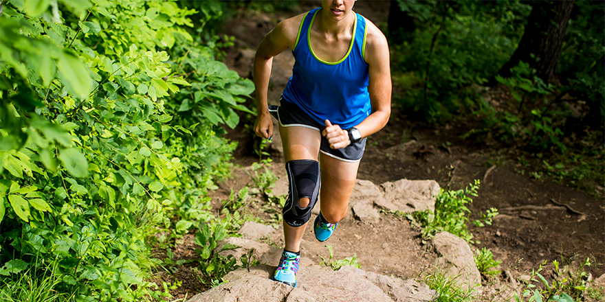 What to do During and After Your Knee Injury by Mueller Sports Medicine