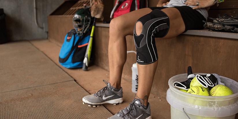 alleviate knee pain