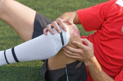 treating knee injuries: how do you know when you may have suffered a serious injury?