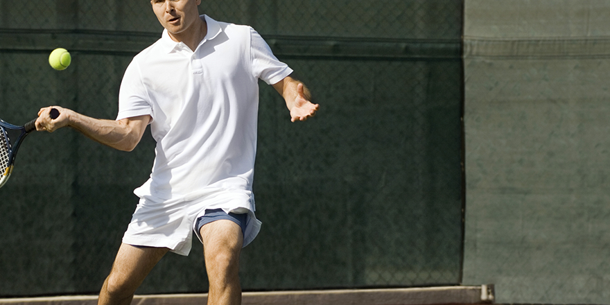 using kinesiology tape for tennis elbow