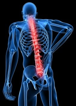 treating back injuries and back pain
