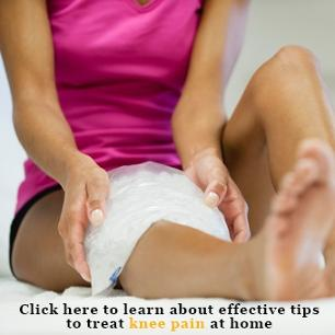 Treat Knee Pain At Home